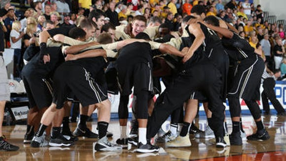 Purdue picked up a potentially valuable win when it defeated BYU at the EA Sports Maui Invitational.