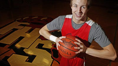Luke Kennard won the Gatorade Ohio Boys Basketball Player of the Year Thursday morning.