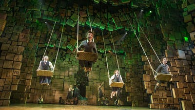 """""""Matilda the Musical"""" is one of the shows participating in the 2016 Kids Night on Broadway."""