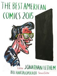 'The Best American Comics' 2015