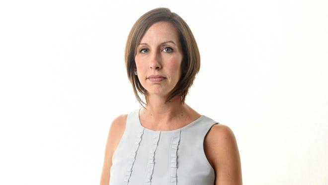 Lauren Gustus, Executive Editor