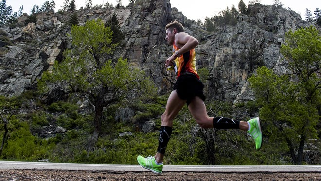 More than 1,000 people from 42 states ran in the 2015 Colorado Marathon. Larimer County, home to the marathon ranked 15th in a recent ranking of healthiest Colorado counties.