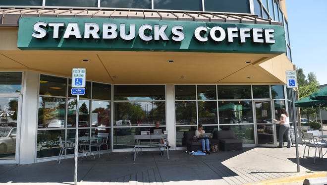 Starbucks at the corner of Horsetooth Road and College Avenue is closing at the end of business Wednesday July 27, 2016, after it lost its lease with building owner Wells Fargo Bank over parking woes.