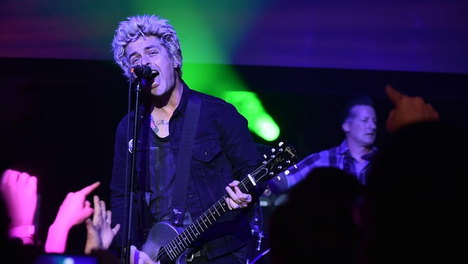 Green Day is listing a stop on March 30 at the Resch Center on its newly announced Revolution Radio Tour.