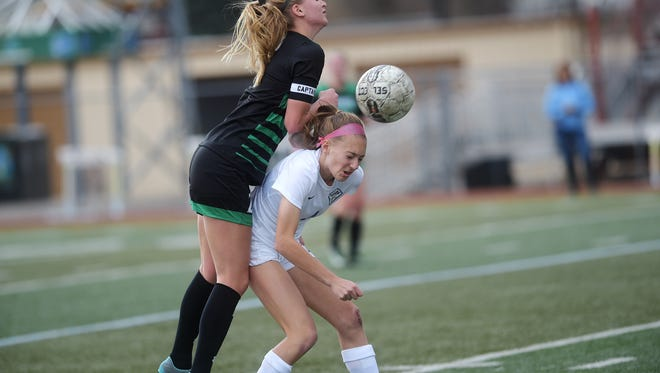 Fossil Ridge High School's McKenna Schultz and Poudre High School's Lucy Christopher have both been named to the Coloradoan's All-Area girls soccer team.