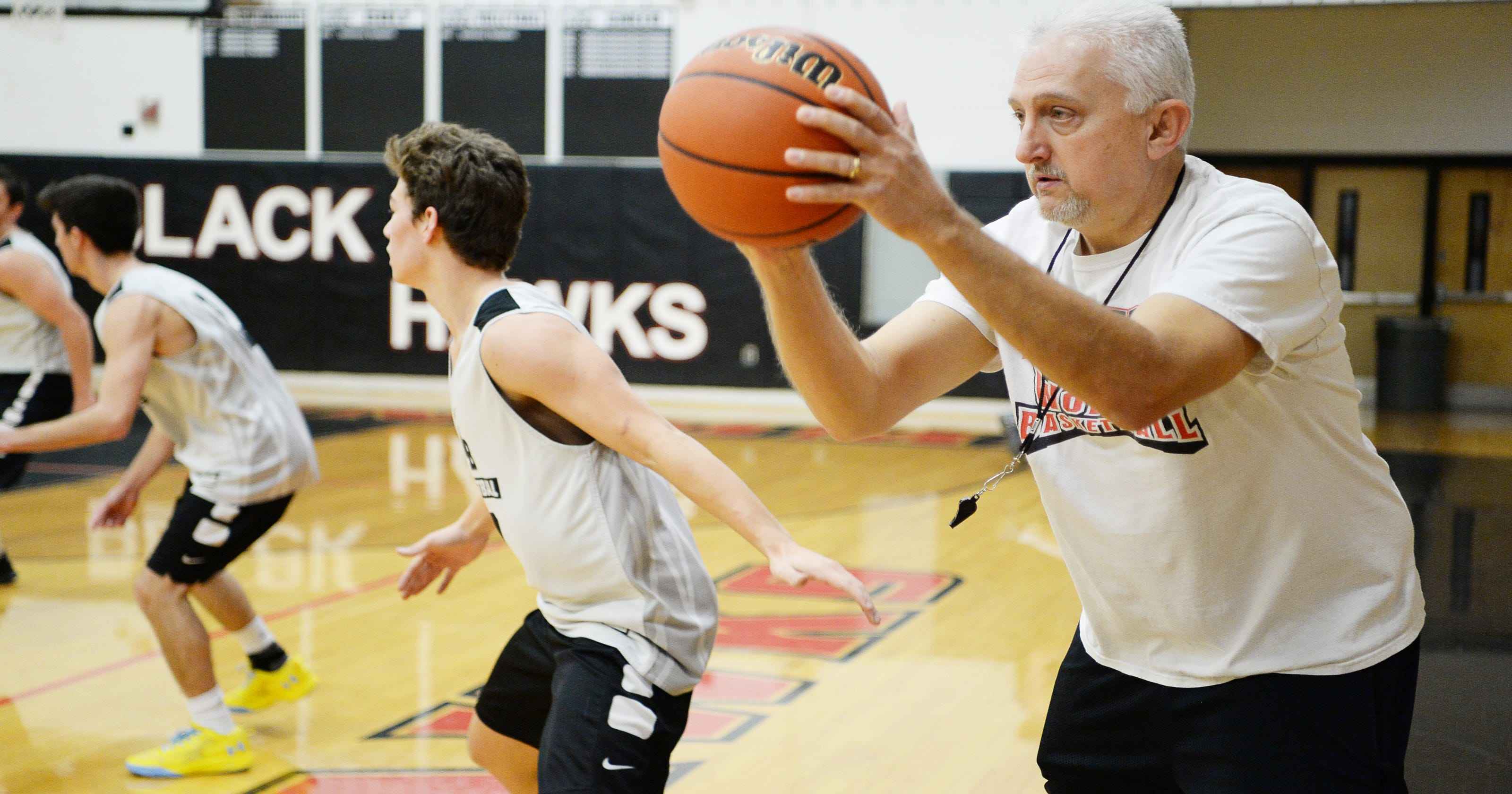 Change of pace has North Buncombe in the running