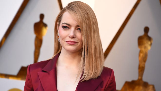 "Emma Stone plays Annie Landsberg and Jonah Hill plays Owen Milgrim in ""Maniac,"" a new Netflix series."