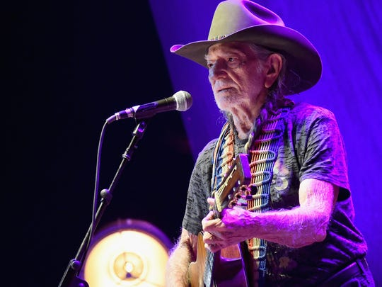 The legendary Willie Nelson and his guitar Trigger make their Stone Pony debut in September.