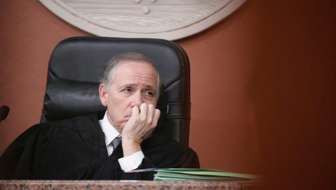 Judge Luis Aguilar