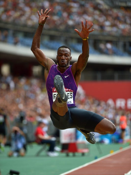 Track and Field: Meeting Areva
