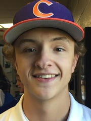 Howell pitcher Sam Weatherly was chosen in the 27th