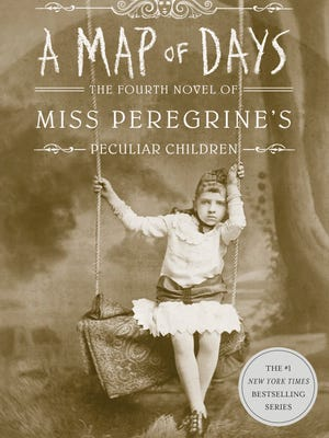 """A Map of Days"" kicks off a new trilogy in Ransom Riggs' ""Miss Peregrine's Peculiar Children"" series."