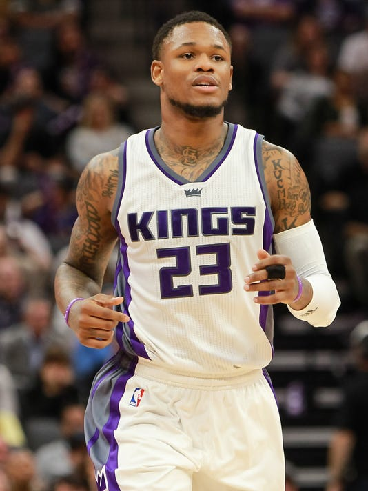 NBA: Orlando Magic at Sacramento Kings