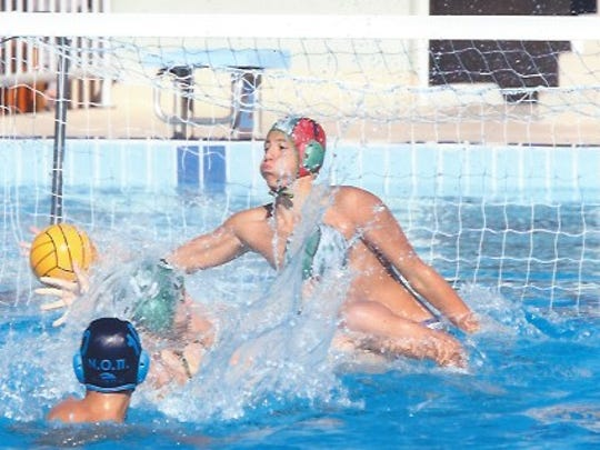 Before moving to the United States, George Karlaftis was on Greece's national water polo team.
