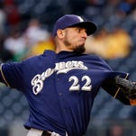 Brewers Live: Follow our tweets throughout the season