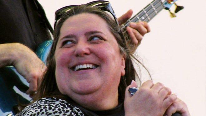 Big Nancy Swarbrick as photographed by her husband Dan Swarbrick.