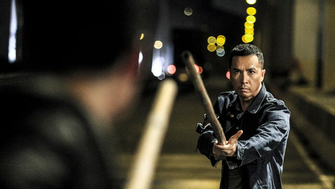 """Donnie Yen stars as a martial-arts master who's out to solve   a string of murders in """"Kung Fu Killer."""""""