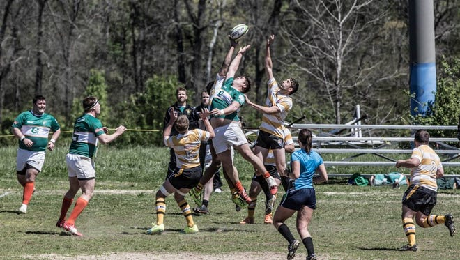 The Nashville Rugby Football Club plays at Ezell Park. Nashville Mayor Megan Barry sent a letter to Sheriff Daron Hall on Friday explaining the park's soccer fields will remain open with heightened security from Metro police.