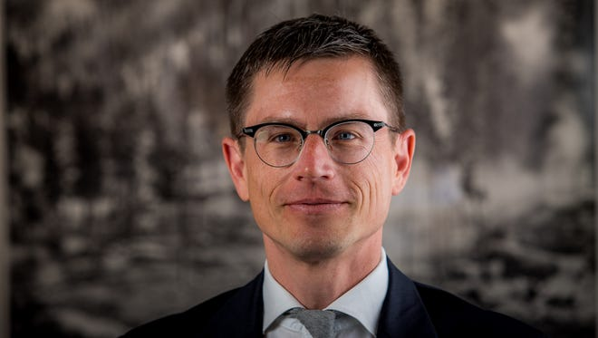 Financial adviser Bray Creech