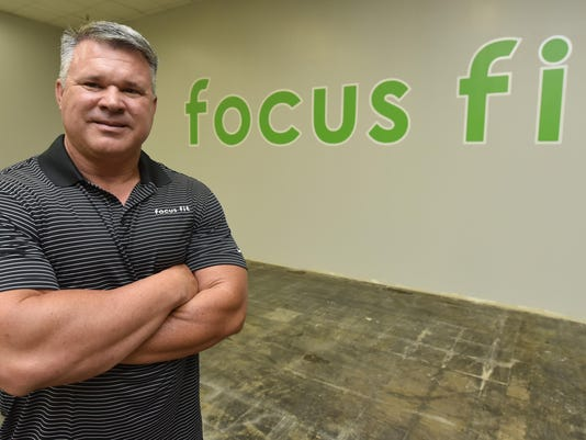 Floyd: Fitness center finds perfect fit in Pearl
