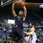 Wolf Pack center AJ West has established himself as one of the program's top big men ever.