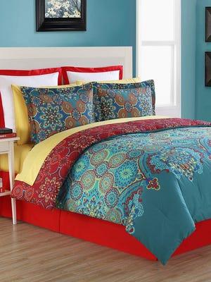 Fiesta's Terra comforter set: $215-$250 at Macy's.