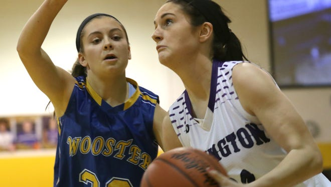 Abigail Adams is one of several veteran players back this season for Lexington.