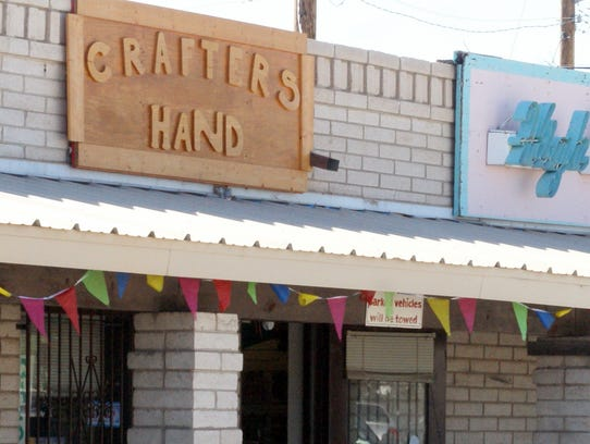 Crafter's Hand has relocated to 616 W. Pine St. in