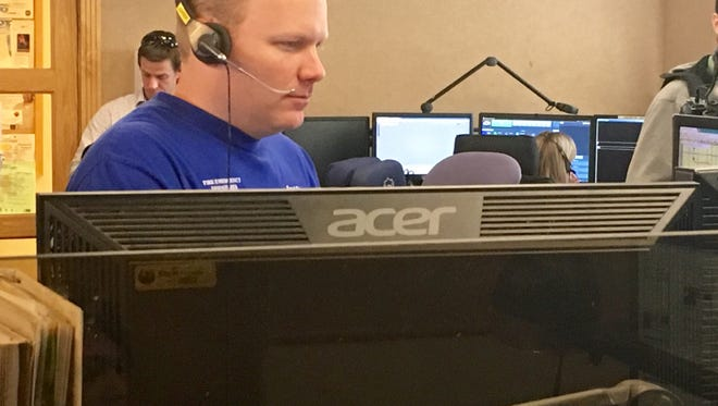 Phoenix Fire Department dispatcher Brad Christmas becomes a coach, a counselor and an ally to dozens of strangers whose calls he fields daily, during what are often the worst moments of their lives.