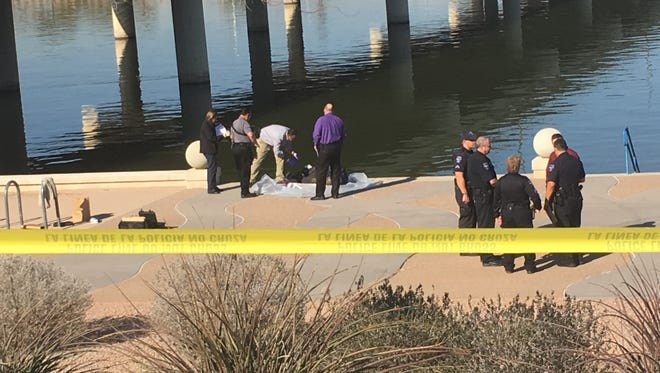 Body found Thursday afternoon in Tempe Town Lake