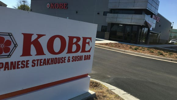 Kobe Japanese Steahouse & Sushi Bar is now open in