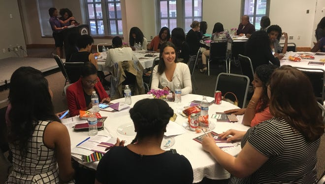 WSU hosted its annual Women's Leadership Conference as part of its Women's History Month activities.