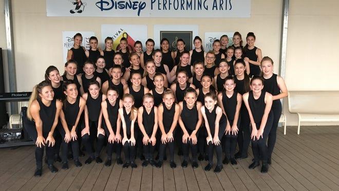Tallahassee Dance Academy at Disney