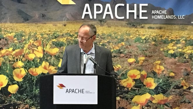 The Fort Sill Apaches have opened an office in Albuquerque to pursue economic opportunities on their lands in southern New Mexico.