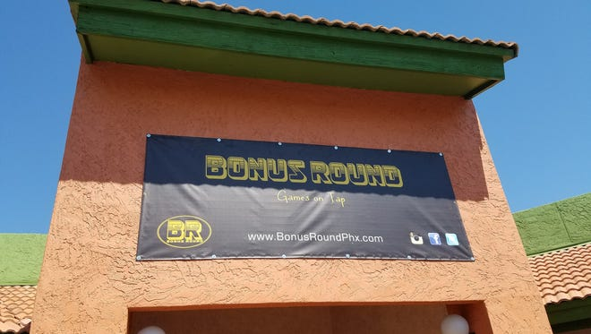 Bonus Round is a new arcade bar opening in central Phoenix on May 13.