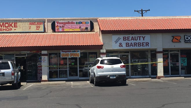 Phoenix police identified the woman killed at Super Imagen Beauty & Barber on June 17, 2016, as Maria Rivera, 48.