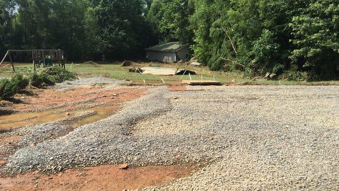 The Homestead child care center was swept off its foundation in Stewart County on the morning of July 7. Just For Kids Child Care Centers in Clarksville are planning a fundraiser to help their friends and former co-workers get back to business.