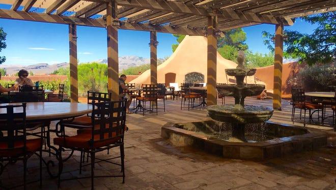 Canyon Breeze Restaurant.