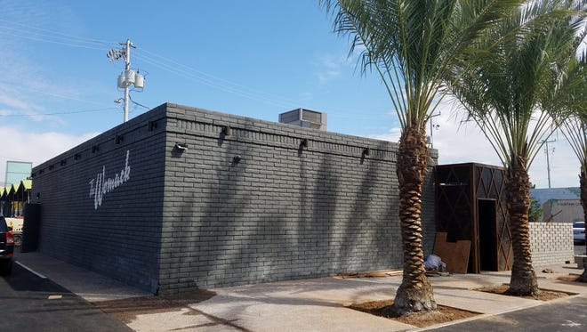 The Womack is a new cocktail bar that will open on Sept. 30 in Phoenix.