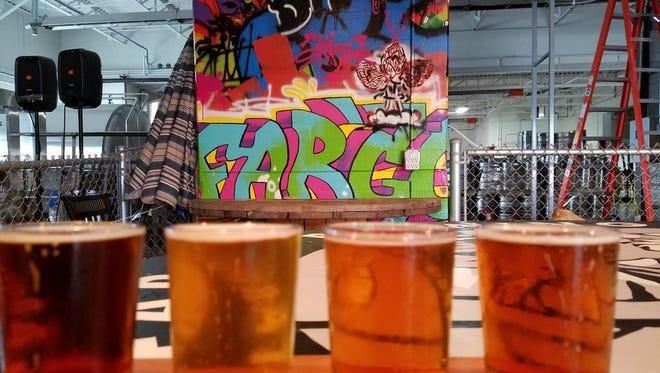 Fargo Brewing is in Fargo, North Dakota.