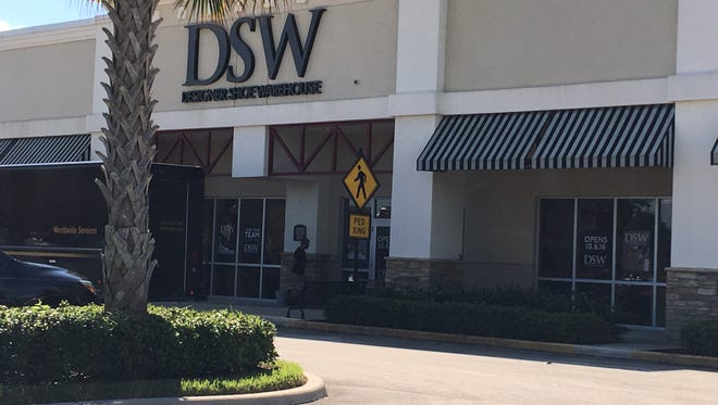 The new DSW opens Oct. 6 in The Landing at Tradition.
