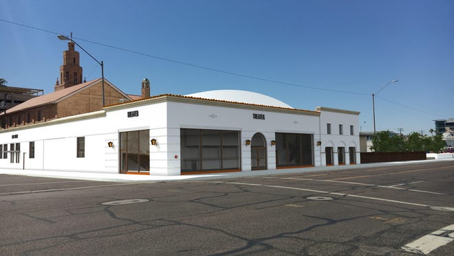 Plans for Crescent Ballroom owner Charlie Levy's latest music venue