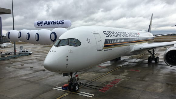 Airbus celebrated the delivery of its 10,000th aircraft
