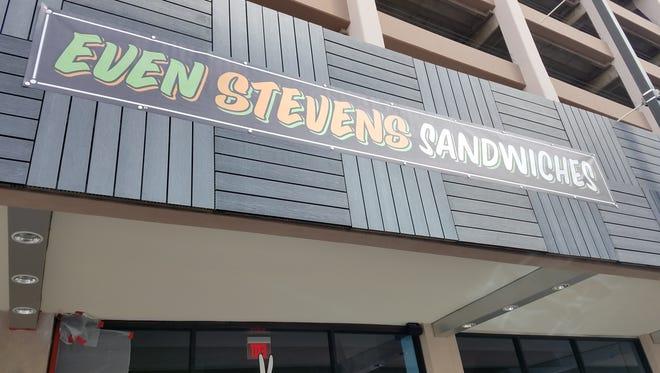 Even Stevens Sandwiches opens Dec. 7 in downtown Phoenix.