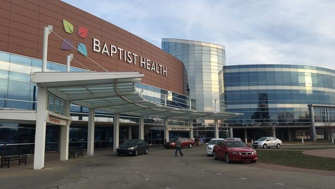 Baptist Health Floyd.