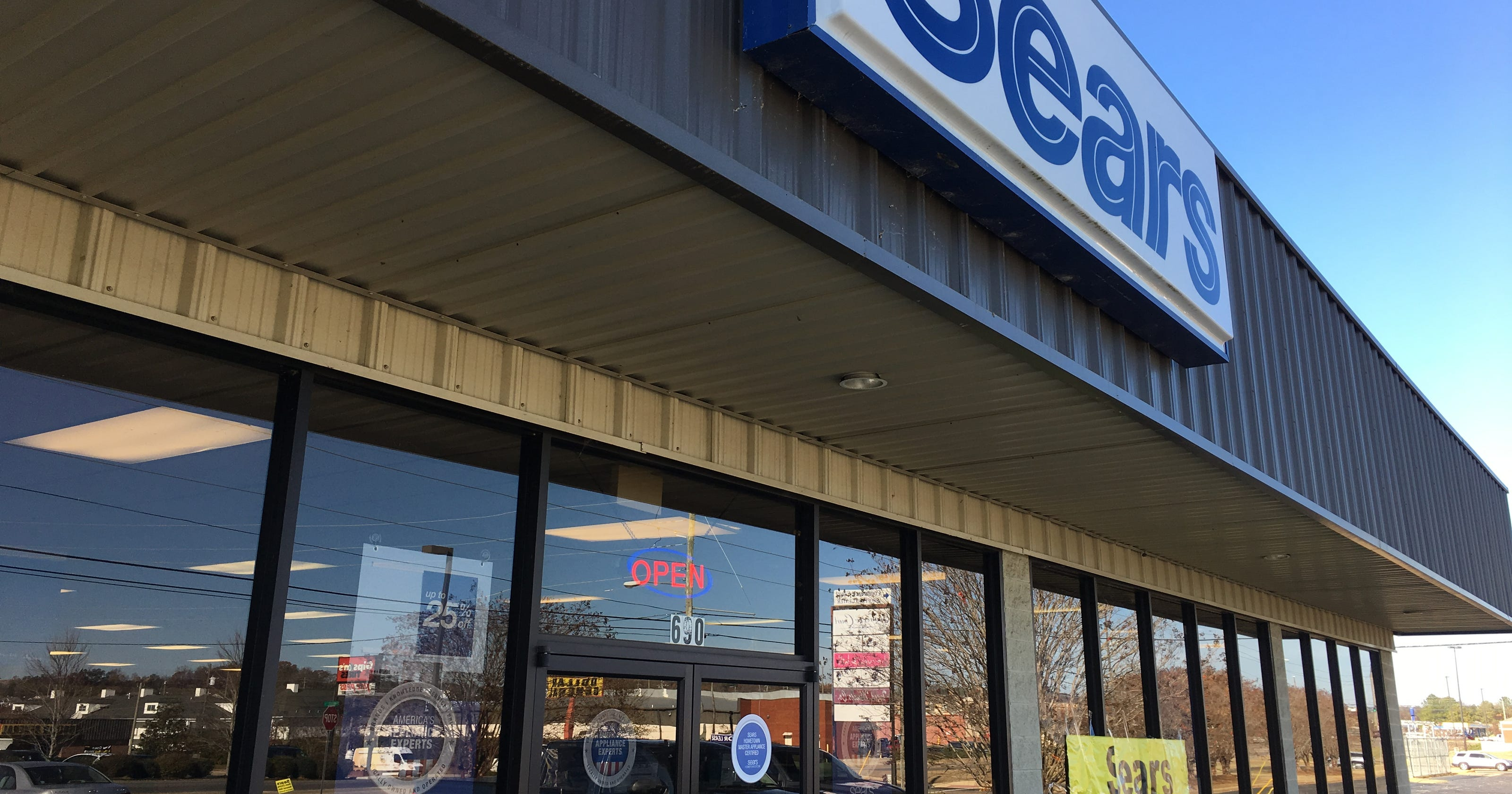 fcd5095bfd30 Prattville Sears store plans to close