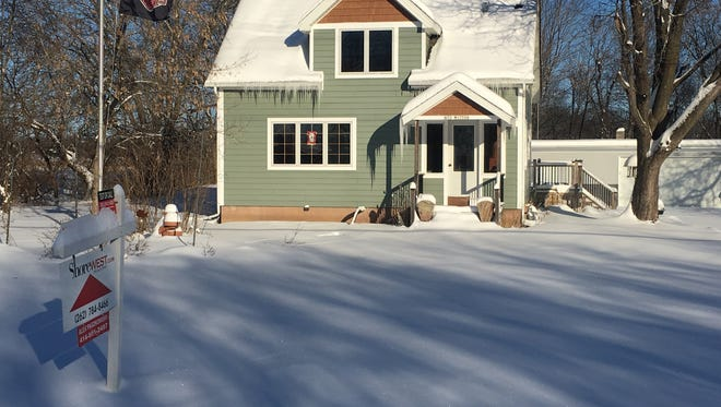 Sales of homes in Wisconsin rose 19% in November from the same month in 2015, keeping the state on pace for its best sales year in more than a decade.