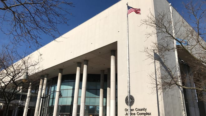 The Ocean County Justice Complex on Hooper Avenue in downtown Toms River was built in the 1980s.