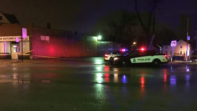 Mansfield police are investigating a homicide Tuesday night in the area of South Diamond and South Adams streets. Jarrod Cyrus, 30, of Mansfield, died from his injuries later at OhioHealth Mansfield Hospital, according to Mansfield police.