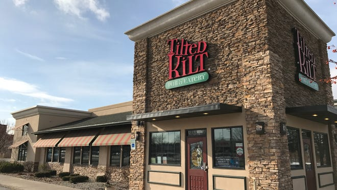 The only Rochester-area Tilted Kilt Pub & Eatery remained closed Thursday, four days after its liquor license expired.
